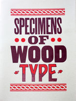 Specimens of Wood Type