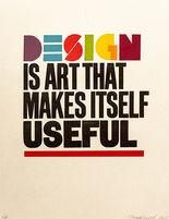 Design is Art